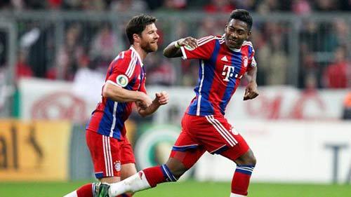 Bayern - Braunschweig: Dứt điểm chưa sắc - 1
