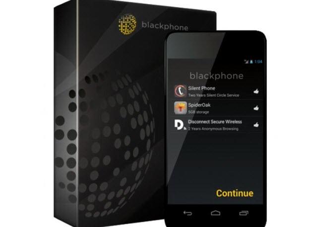 Điện thoại siêu bảo mật Blackphone 2 xuất hiện - 1