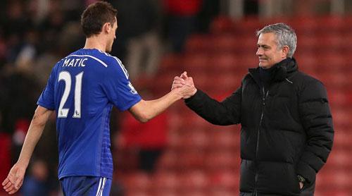 Mourinho tiết lộ chấn thương hi hữu của Matic - 1