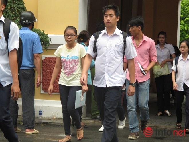 Chỉ tiêu tuyển sinh của Đại học Ngoại thương Cơ sở 2 TPHCM - 1
