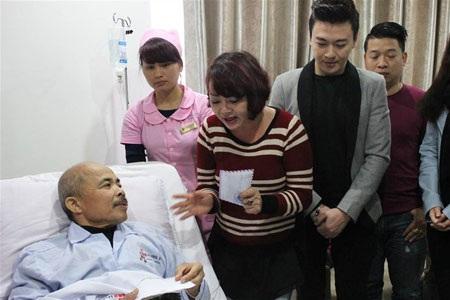Diễn viên Hán Văn Tình sắp được xuất viện - 3