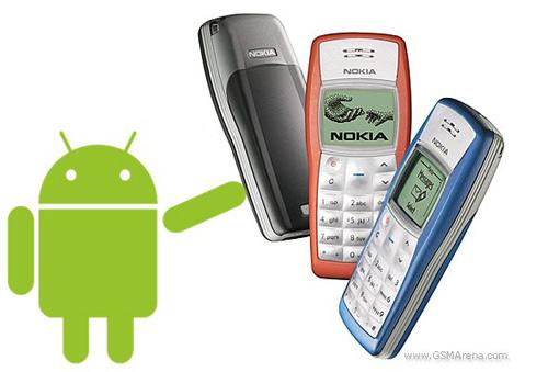 Lộ Nokia 1100 chạy chip lõi tứ và Android 5.0 - 1
