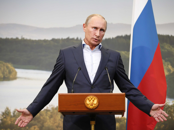 Nga tố Mỹ tìm cách lật đổ Tổng thống Putin - 2