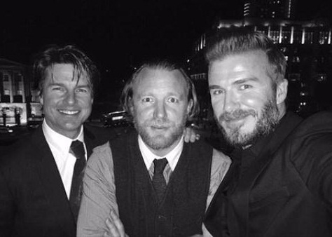 Hồ Ngọc Hà, Tóc Tiên nổi bật bên David Beckham - 3