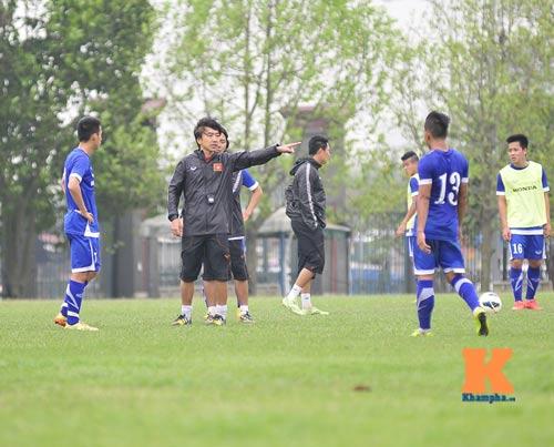 U23 VN: Công Phượng có thể ngồi dự bị trận ra mắt - 3