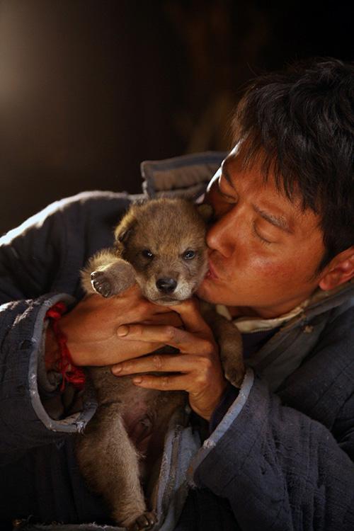 """Khám phá đoàn phim """"sống chung"""" với 35 chú sói - 6"""