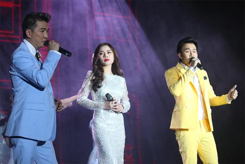 """Mr. Đàm """"Đối mặt"""" Hoài Lâm trong liveshow đầu năm - 2"""