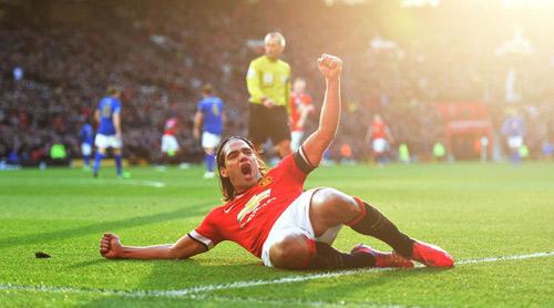 """Falcao đang """"hết phép"""" tại Old Trafford - 1"""