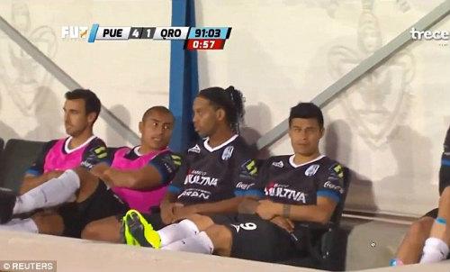 Ronaldinho: Từ sao hết thời thành tay chơi thứ thiệt - 3
