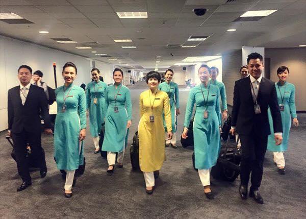 Ngắm nữ tiếp viên hàng không VNA qua các thời kỳ - 7