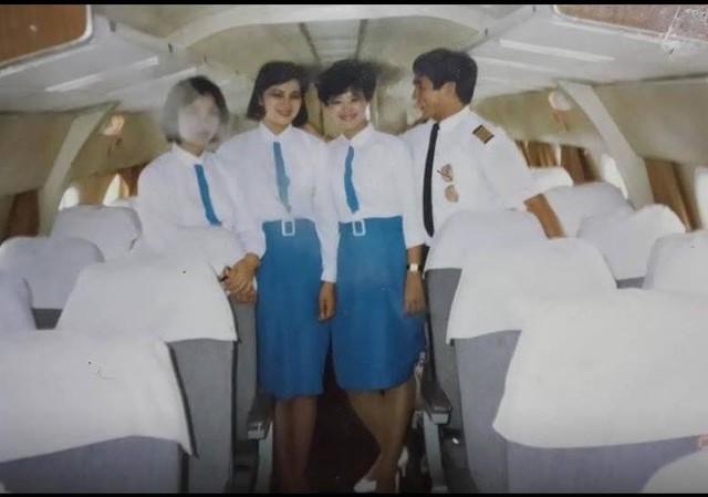 Ngắm nữ tiếp viên hàng không VNA qua các thời kỳ - 2