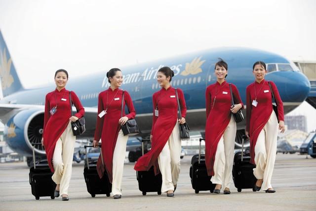 Ngắm nữ tiếp viên hàng không VNA qua các thời kỳ - 6