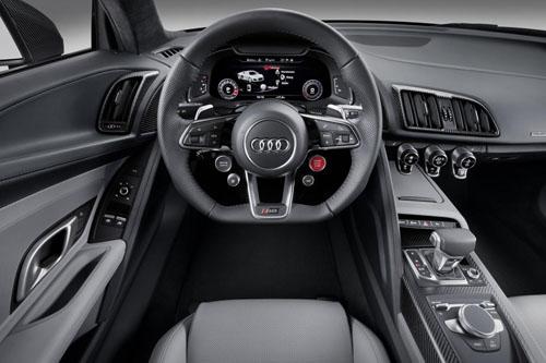 Audi R8 2015 bảnh chọe tại Geneva - 7
