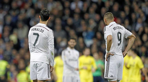 Đá phạt trực tiếp: CR7 thua xa Bale, thua cả Ramos - 1