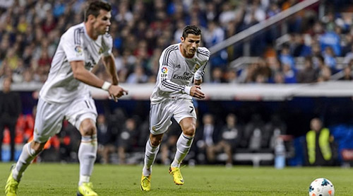 Đá phạt trực tiếp: CR7 thua xa Bale, thua cả Ramos - 2