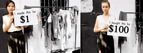 Clip tín đồ thời trang khóc ngất khi làm ở xưởng may - 6