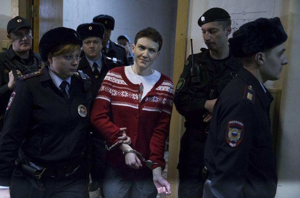 """Nga quyết giam giữ nữ """"anh hùng dân tộc"""" Ukraine - 1"""
