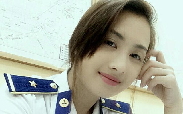 Gặp gỡ nữ thiếu úy xinh đẹp của Cảnh sát biển VN - 11