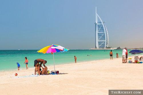 Những trải nghiệm không thể bỏ lỡ ở Dubai - 1