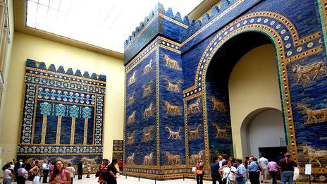Ishtar - Cửa ngõ tuyệt đẹp dẫn đến kỳ quan Babylon - 1