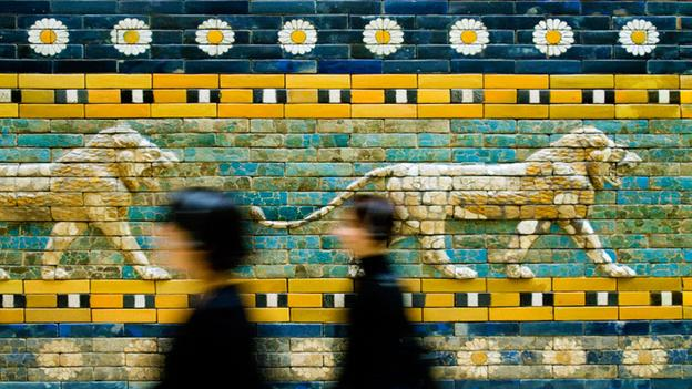 Ishtar - Cửa ngõ tuyệt đẹp dẫn đến kỳ quan Babylon - 4