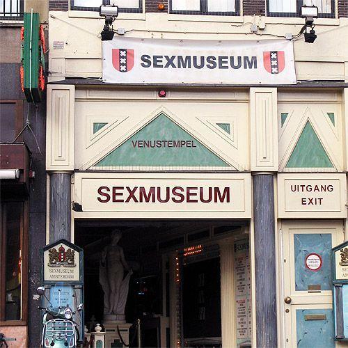 Đỏ mặt với bảo tàng tình dục lâu đời nhất Hà Lan - 1