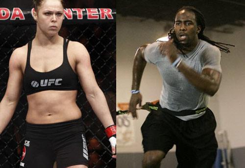 Ronda Rousey đủ sức quật ngã 60% NAM võ sĩ - 2