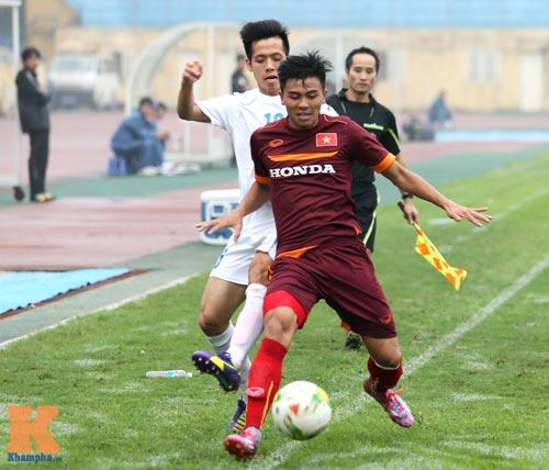 """U23 Việt Nam: Các """"tân binh"""" từ U19 đã ghi điểm - 3"""