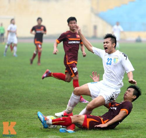 """U23 Việt Nam: Các """"tân binh"""" từ U19 đã ghi điểm - 10"""