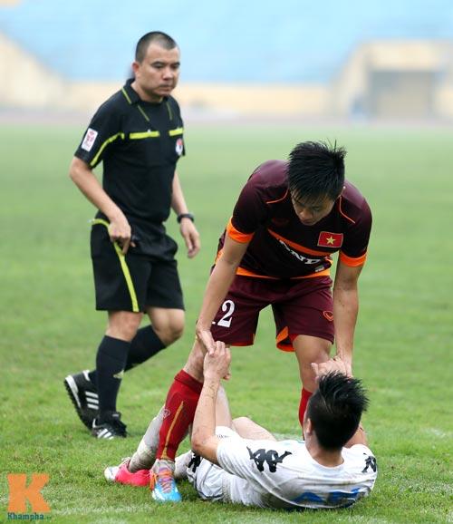 """U23 Việt Nam: Các """"tân binh"""" từ U19 đã ghi điểm - 11"""