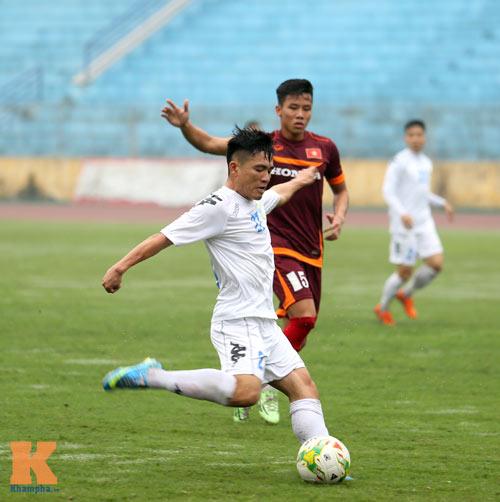 """U23 Việt Nam: Các """"tân binh"""" từ U19 đã ghi điểm - 4"""