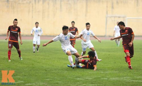 """U23 Việt Nam: Các """"tân binh"""" từ U19 đã ghi điểm - 1"""