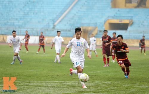 """U23 Việt Nam: Các """"tân binh"""" từ U19 đã ghi điểm - 2"""
