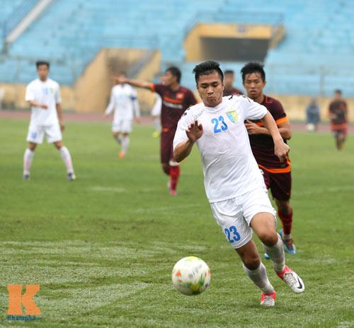 """U23 Việt Nam: Các """"tân binh"""" từ U19 đã ghi điểm - 5"""