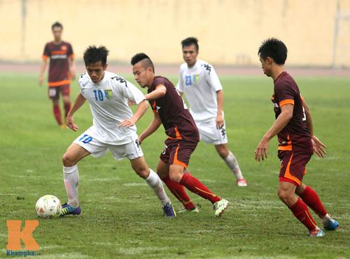 """U23 Việt Nam: Các """"tân binh"""" từ U19 đã ghi điểm - 6"""
