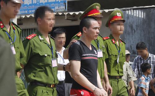 Lần thứ 3 đưa Lý Nguyễn Chung ra xét xử - 1