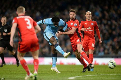 Man City thắng nhọc: Chiến quả của sự thay đổi - 2