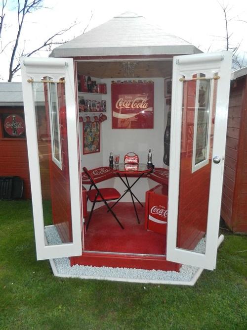 """""""Choáng"""" với ngôi nhà Coca Cola độc nhất vô nhị - 1"""