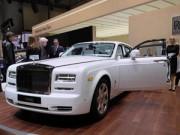 Rolls-Royce Phantom Serenity lộng lẫy tại Geneva 2015
