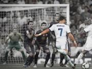 Đá phạt trực tiếp: CR7 thua xa Bale, thua cả Ramos