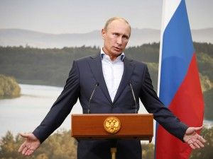 Nga tố Mỹ tìm cách lật đổ Tổng thống Putin