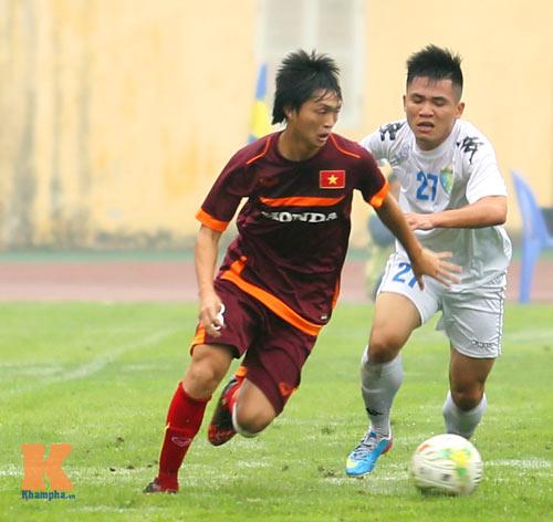 """U23 Việt Nam: Các """"tân binh"""" từ U19 đã ghi điểm - 8"""