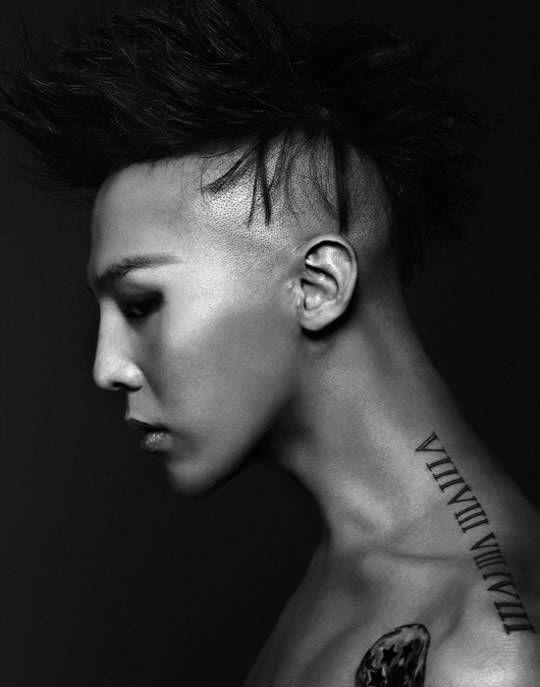 Những hình xăm giống nhau của Sơn Tùng và G-Dragon - 8