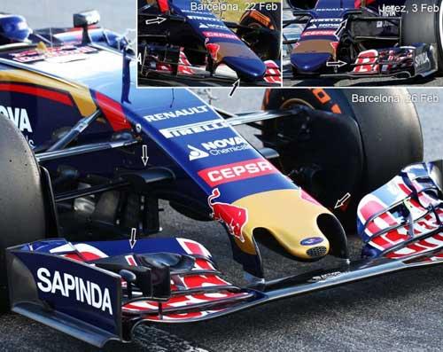 """F1 2015: Giấu bài và tung """"vũ khí bí mật"""" - 1"""