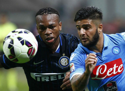 Trước V26 Serie A: Gồng mình giữ tốp 3 - 1