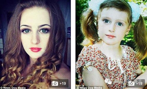 Cô gái Nga xinh như thiên thần có cơ bắp cuồn cuộn - 4