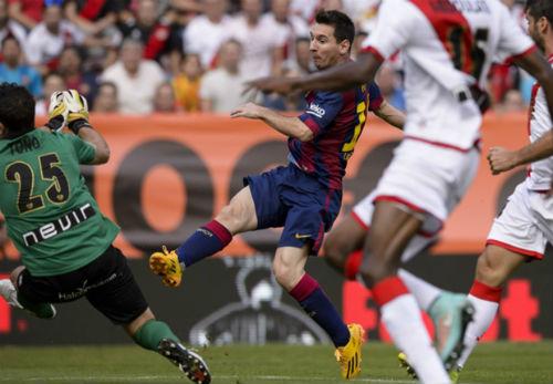 Trước V26 La Liga: Song mã tiến bước - 2