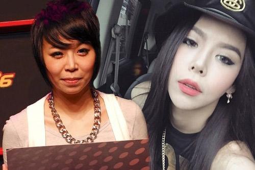 """Nữ ca sĩ Thái Lan rũ sạch vẻ nam tính nhờ """"dao kéo"""" - 1"""
