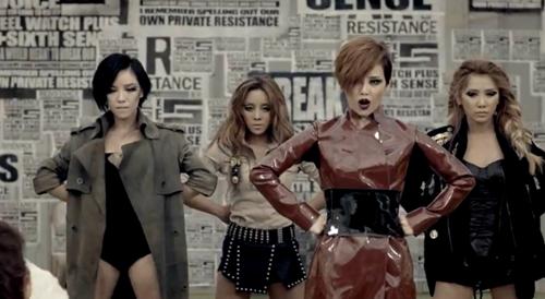 Top 5 MV Kpop dành riêng cho phái đẹp - 10