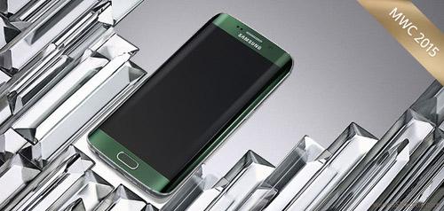 Galaxy S6 Edge ẵm danh hiệu smartphone tốt nhất MWC 2015 - 1